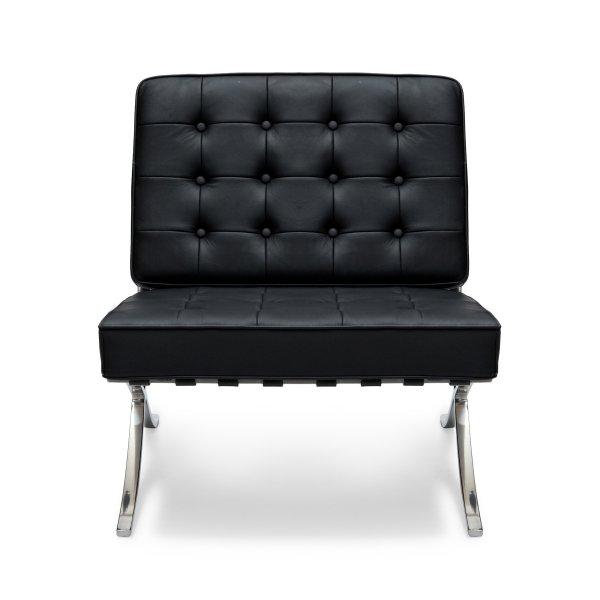 barcelona chair. Black Bedroom Furniture Sets. Home Design Ideas